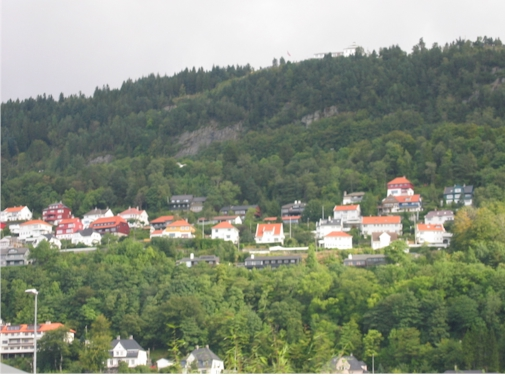 typical bergen homes