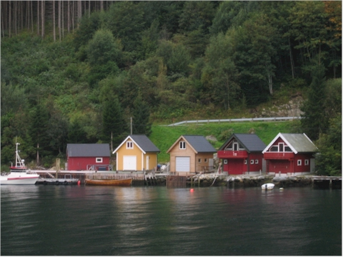 fjord waterfront
